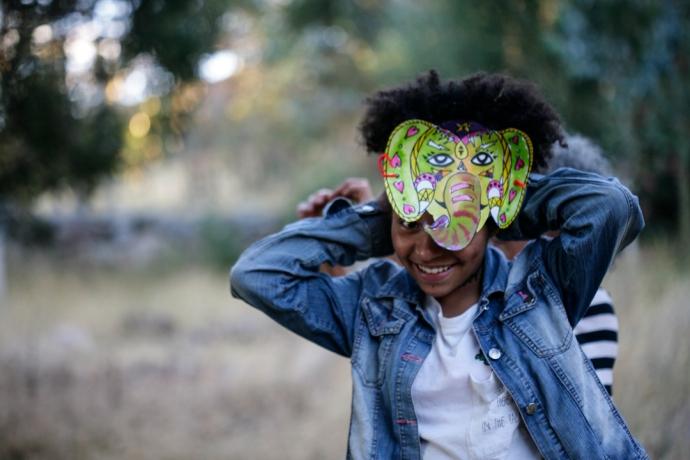 Máscaras del Bosque